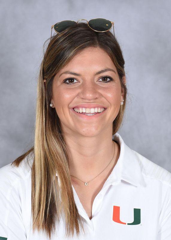 Cristina Morcom - Rowing - University of Miami Athletics