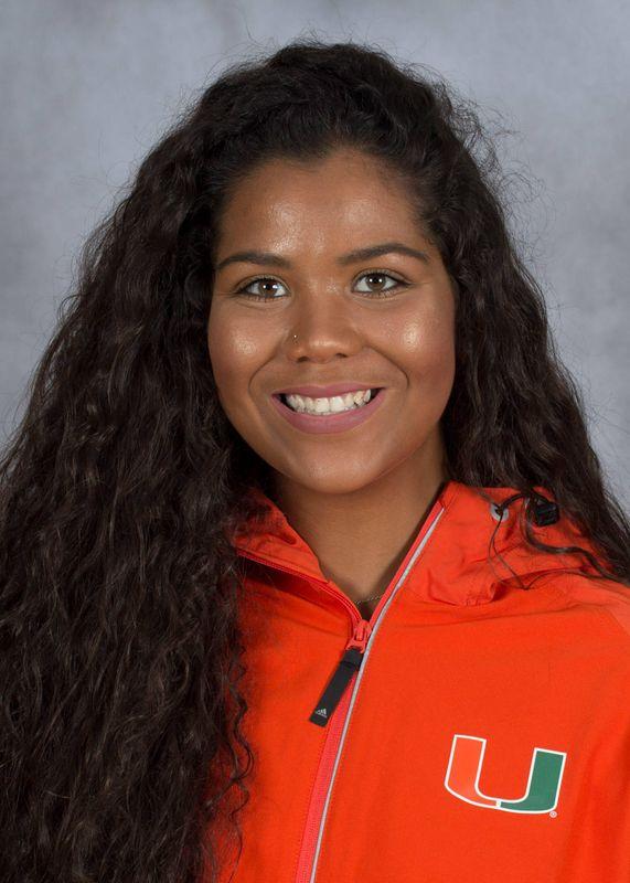 Karyna Armstrong - Track & Field - University of Miami Athletics