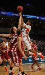 No. 7 Canes Win in Rout on Special Night