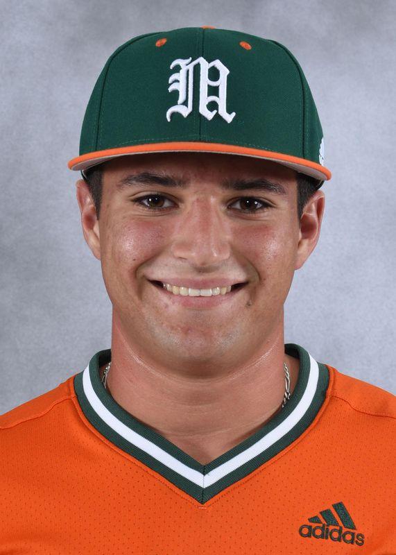 Daniel Labrador - Baseball - University of Miami Athletics