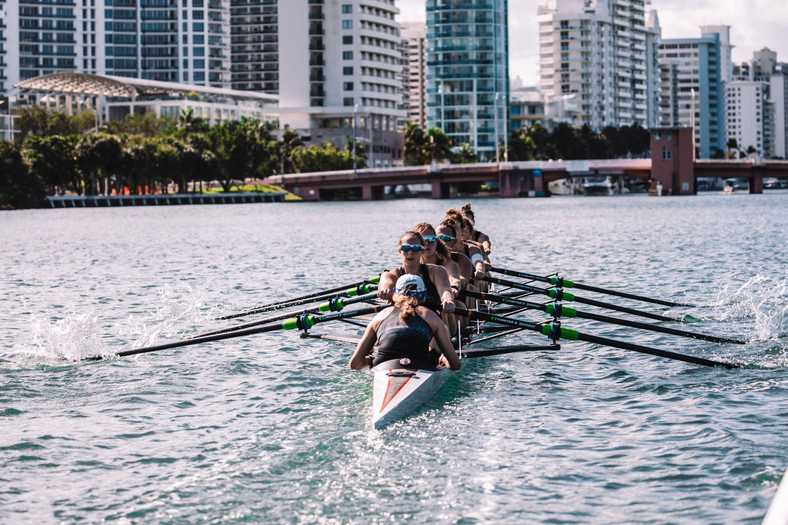 Canes Stay Persistent at Sunshine State Invite