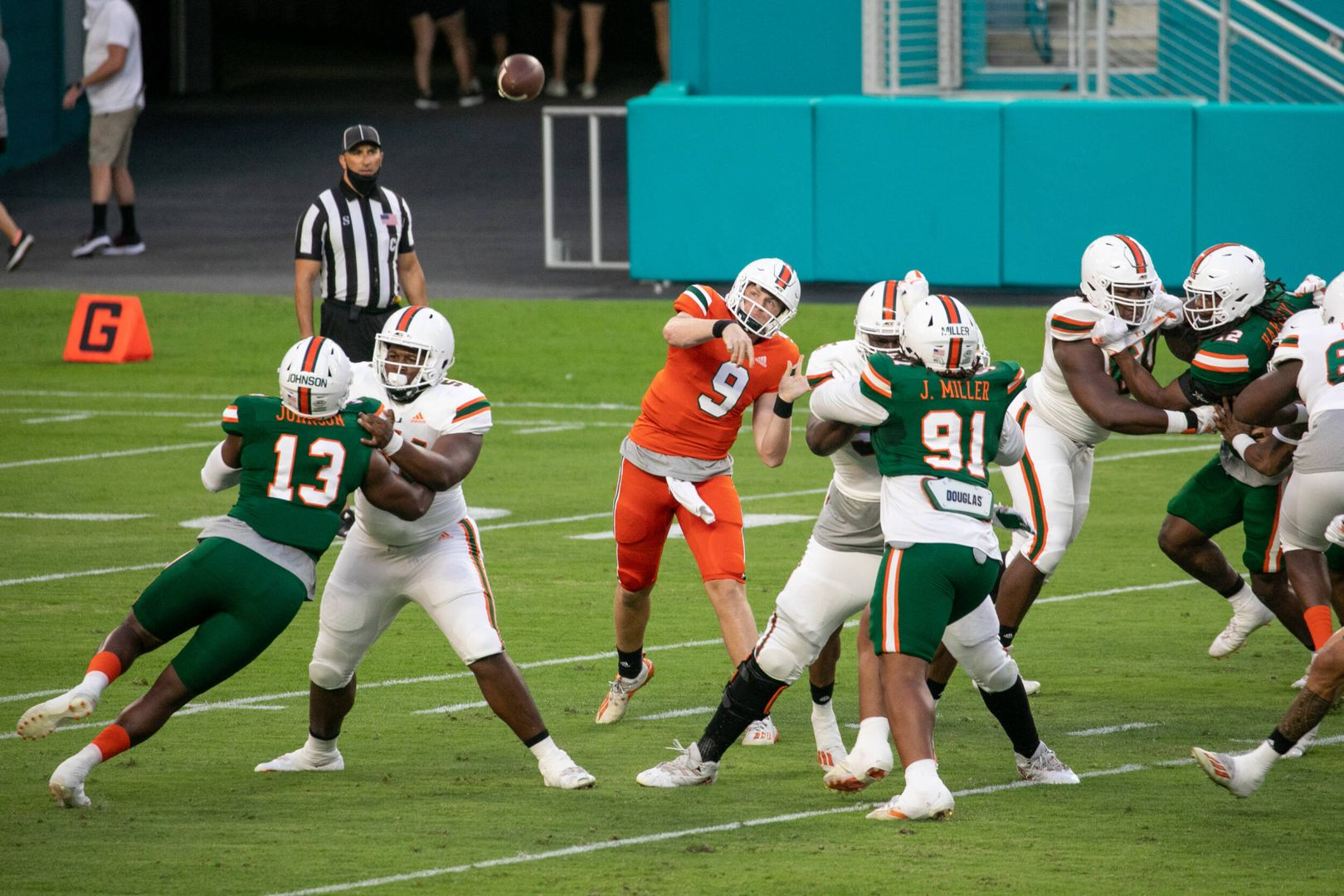 Spring Scrimmage Two: Photo Gallery