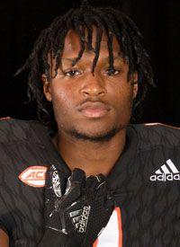 Marcus Clarke - Football - University of Miami Athletics