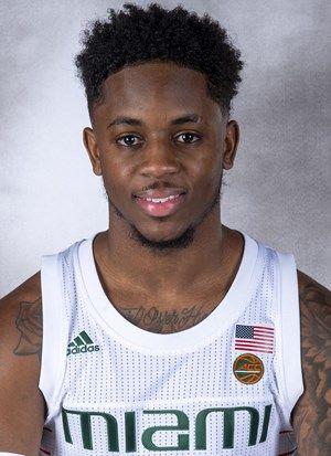 Chris Lykes - Men's Basketball - University of Miami Athletics
