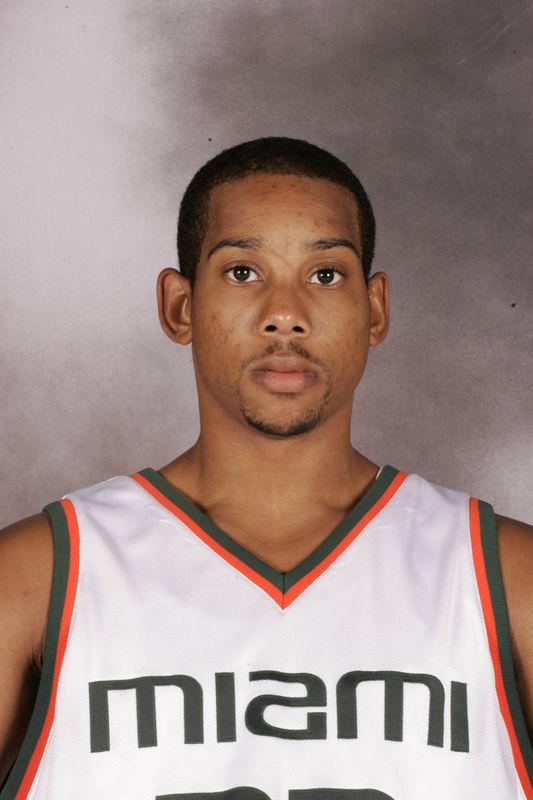 Anthony Harris - Men's Basketball - University of Miami Athletics