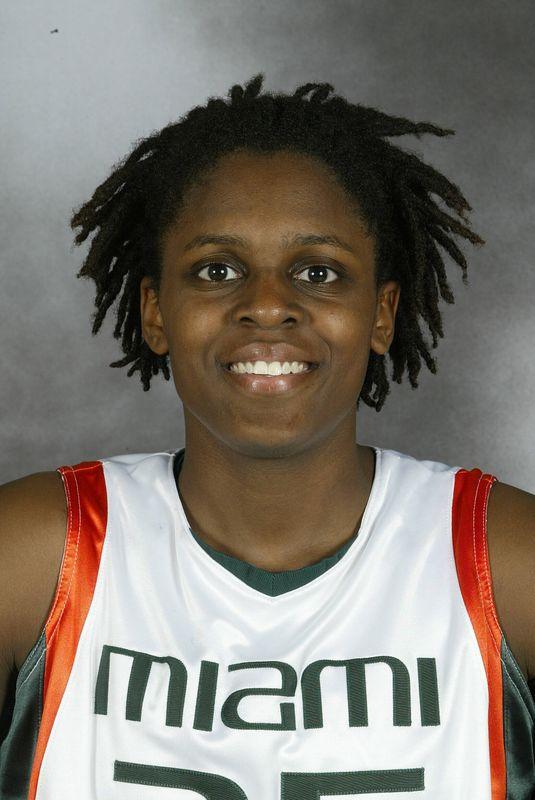 Fallon Phanord - Women's Basketball - University of Miami Athletics