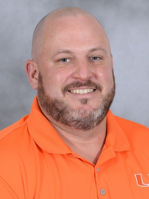 David Case -  - University of Miami Athletics