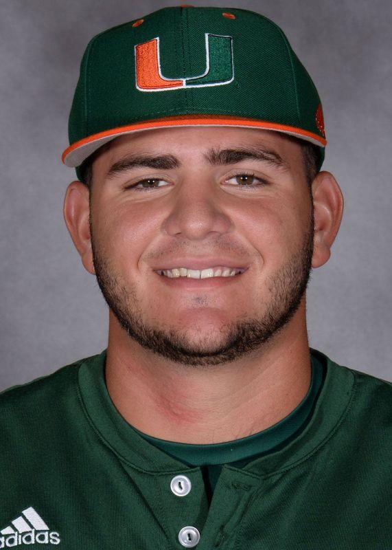 Michael Mediavilla - Baseball - University of Miami Athletics