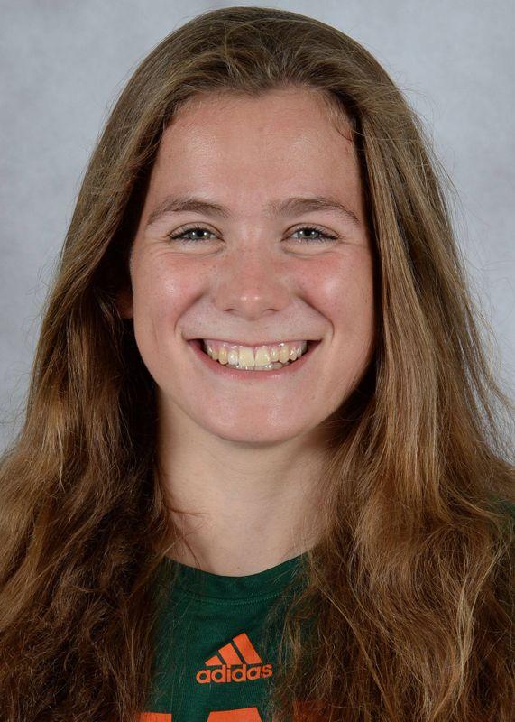 Chantal Noe - Swimming & Diving - University of Miami Athletics