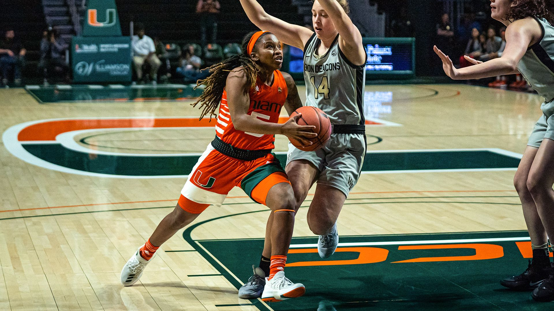 Miami Outlasts Wake Forest in ACC Opener