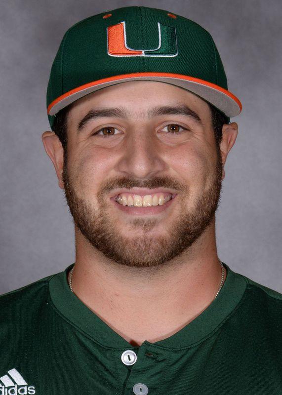 Ryan Guerra - Baseball - University of Miami Athletics