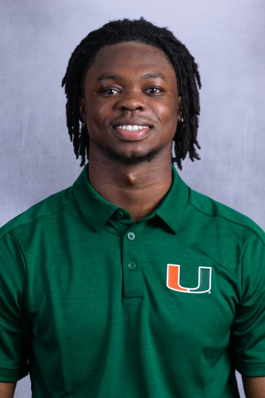 Jarius Howard - Football - University of Miami Athletics