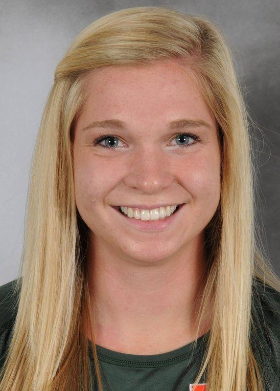 Eryn Croft - Volleyball - University of Miami Athletics