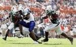 Hurricanes Begin Work For Temple Game