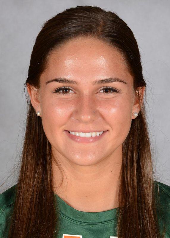 Erika Miller - Soccer - University of Miami Athletics