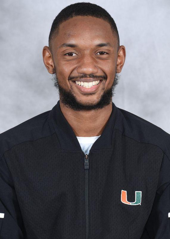 Christopher Moree - Track & Field - University of Miami Athletics