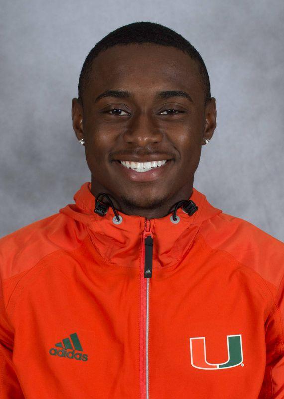 Brandon Taylor - Track & Field - University of Miami Athletics