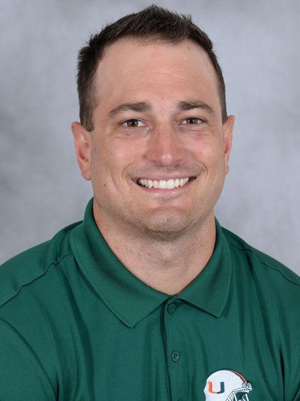 Greg Caruana -  - University of Miami Athletics