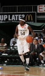 Hurricanes Blow by Florida into Third Round of WNIT