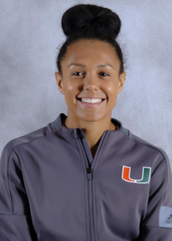 Brittny Ellis - Track & Field - University of Miami Athletics