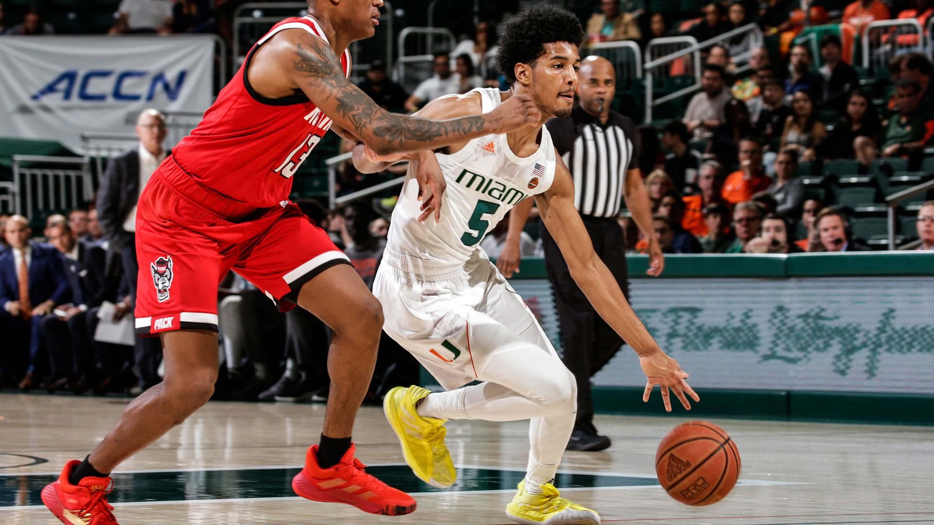 MBB Falls to NC State, 83-72