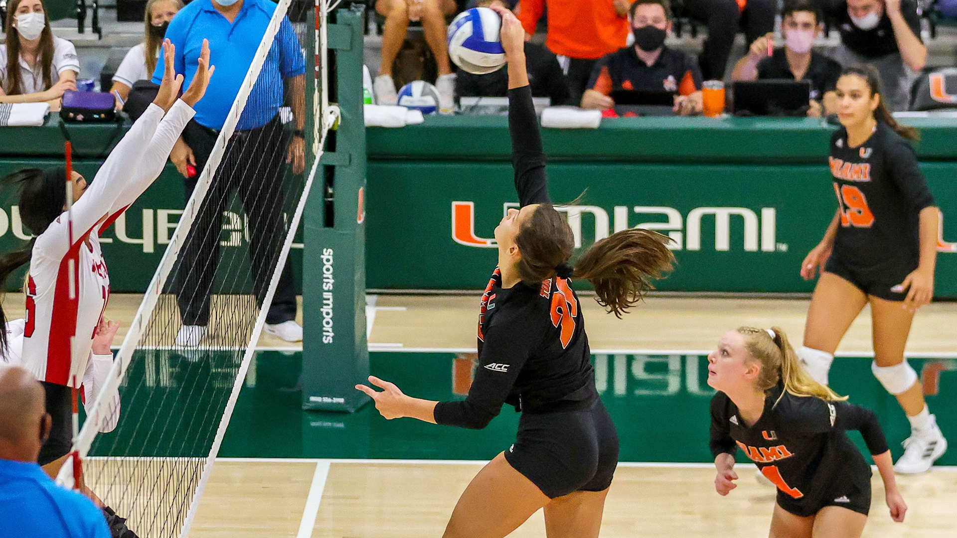 Miami Off to Best 14-Game Start in a Decade with Sweep Over NC State