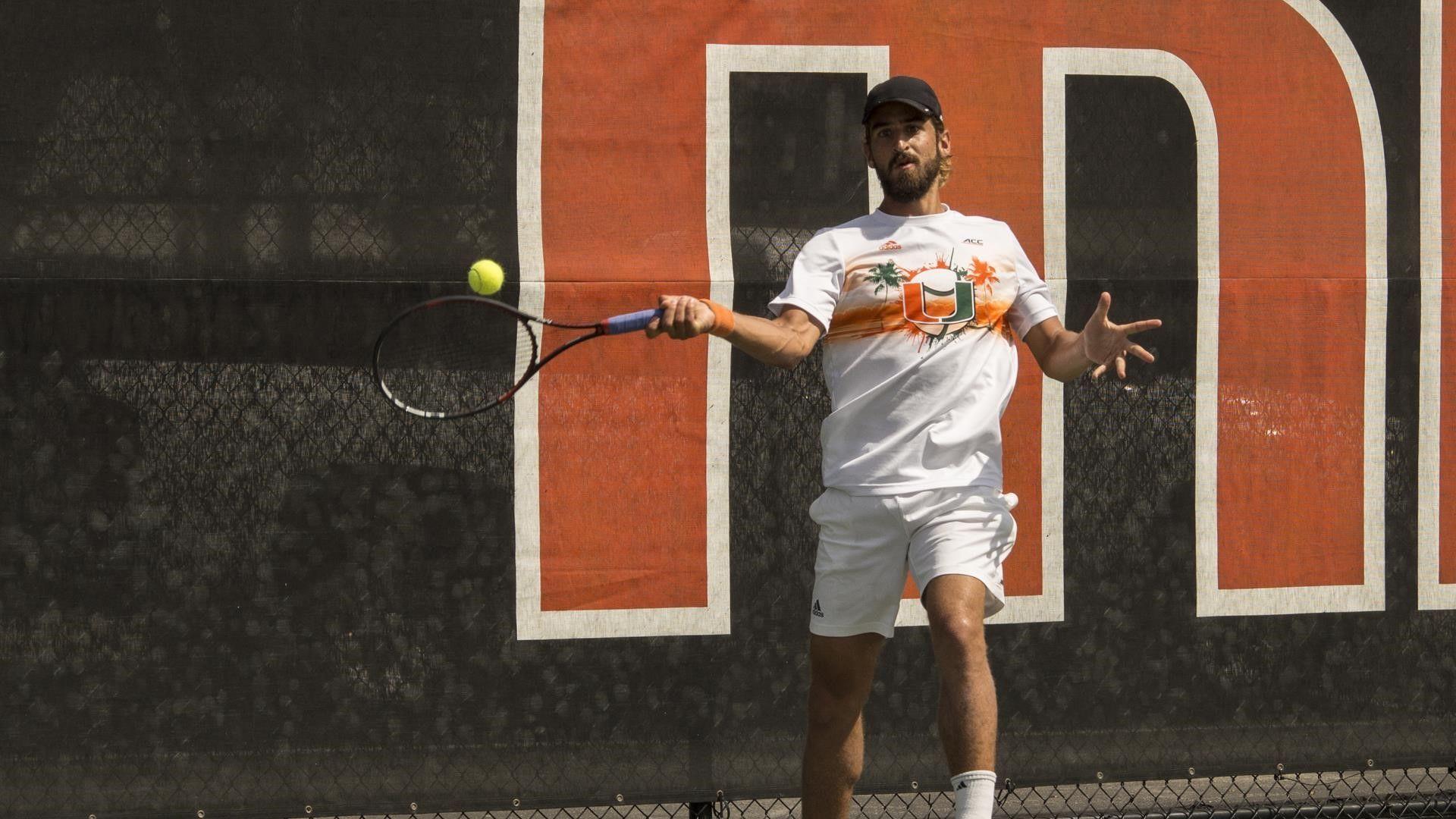 Men's Tennis Drops Road Finale to Boston College, 4-3