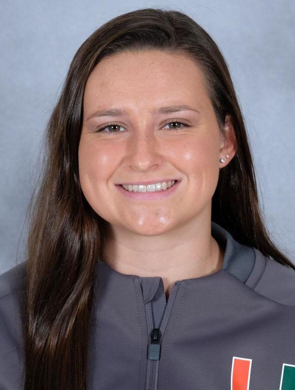 Isabel Traba - Swimming & Diving - University of Miami Athletics