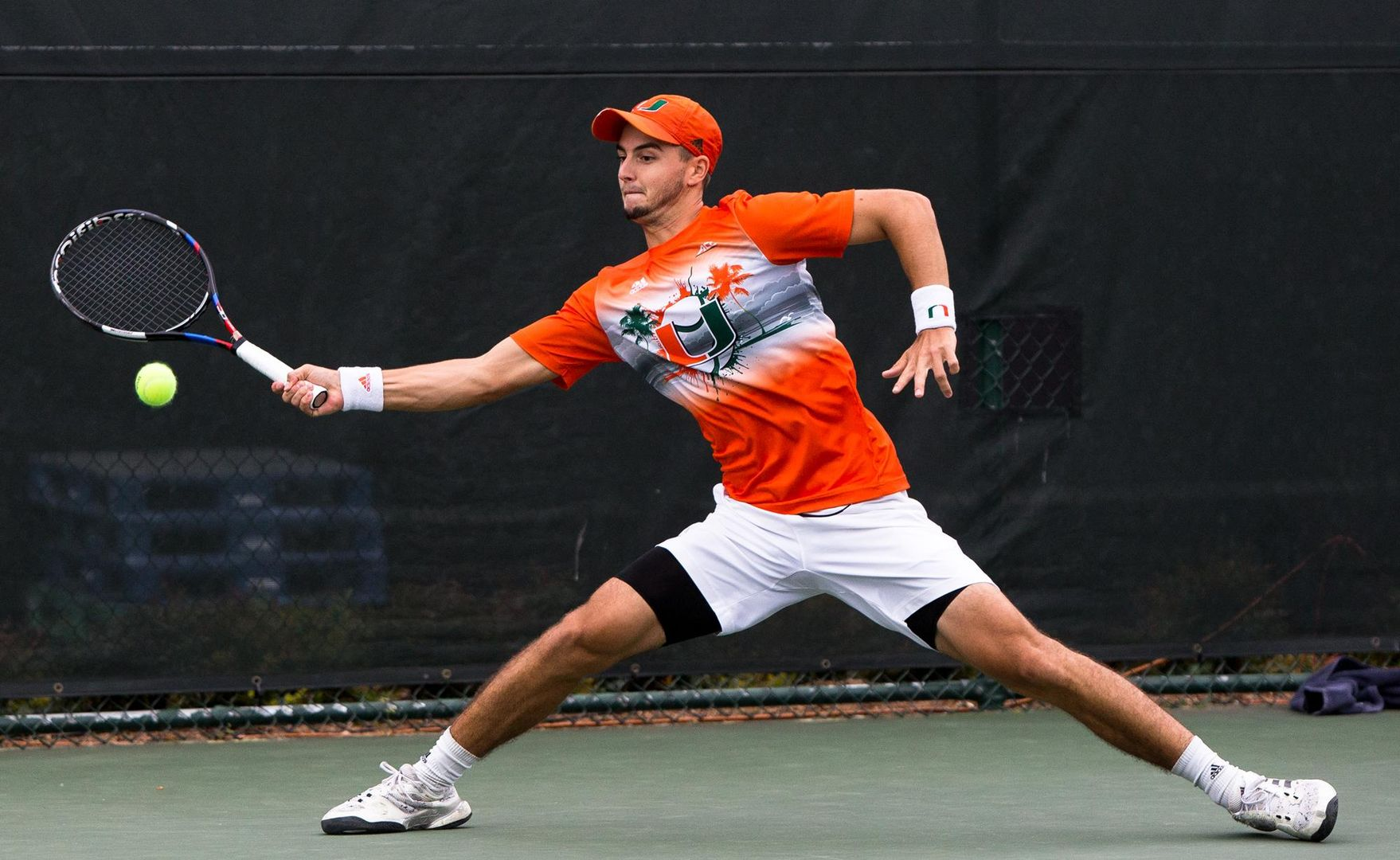 Canes Wrap Up the Fall Season in Texas