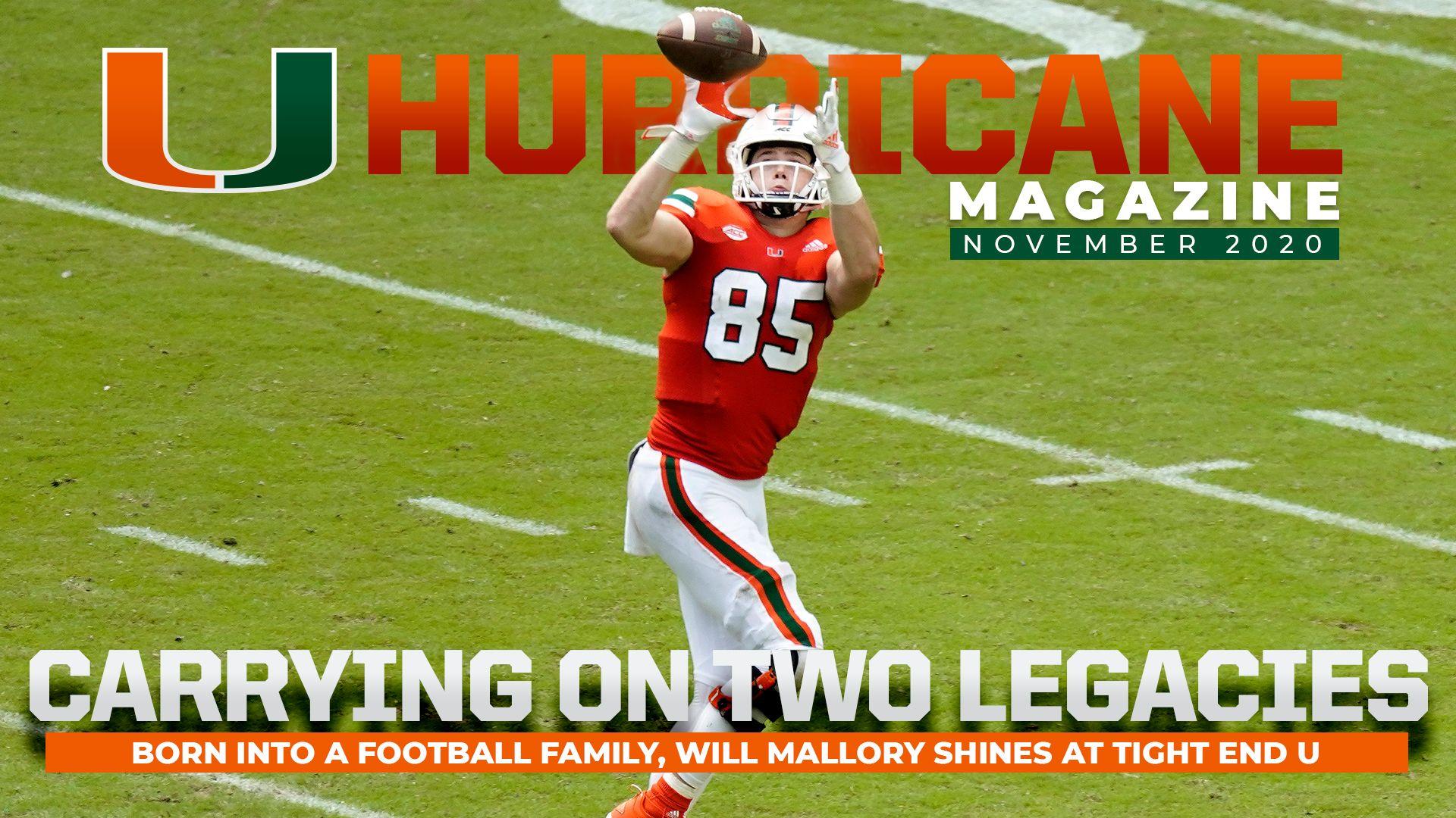 Hurricane Magazine: November 2020