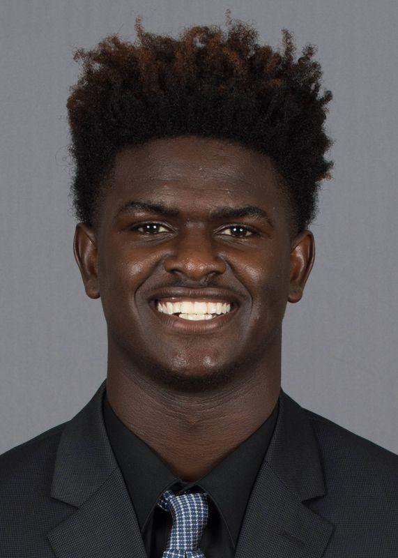 Jeff James Jr. - Football - University of Miami Athletics