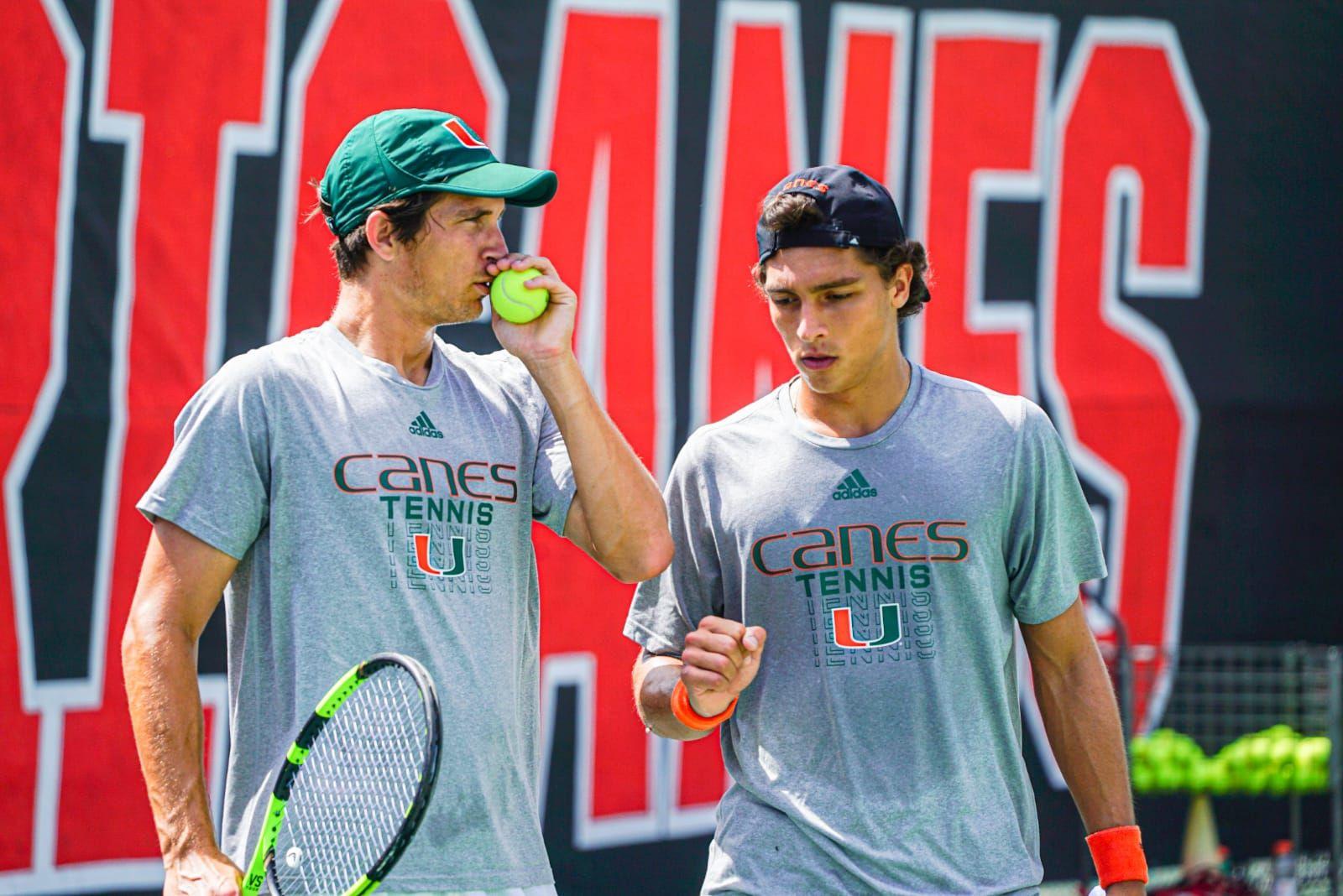 Miami Duo Ranked 11th in ITA Preseason Rankings