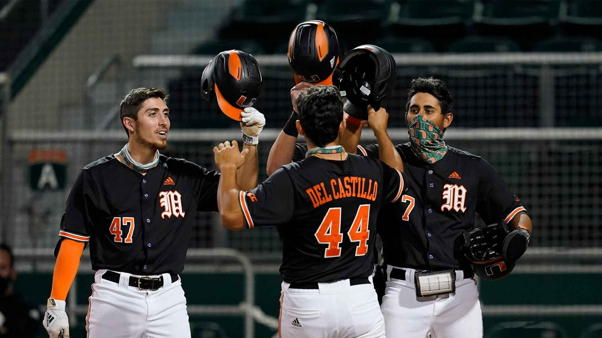 Canes Baseball Moves Up Two Polls