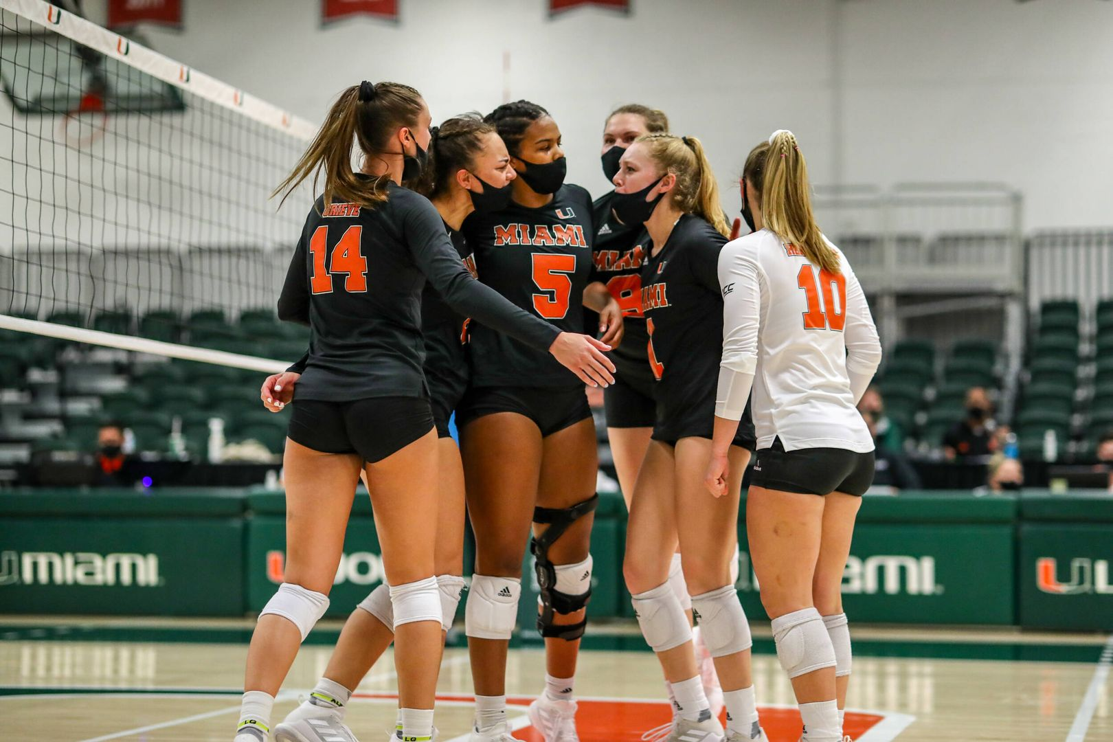 Canes Sweep Cavaliers in Back-to-Back Matches