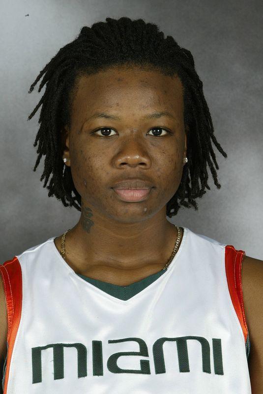 Yalonda McCormick - Women's Basketball - University of Miami Athletics