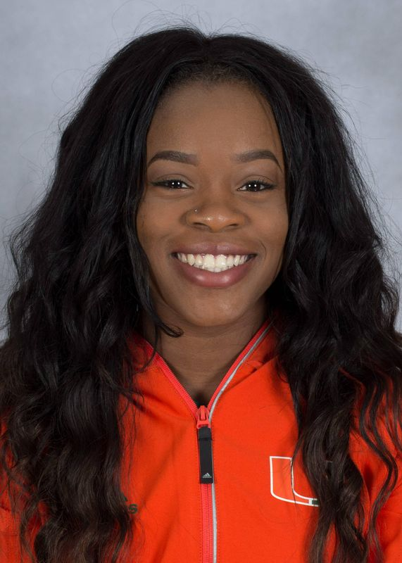 Destiny Washington - Track & Field - University of Miami Athletics