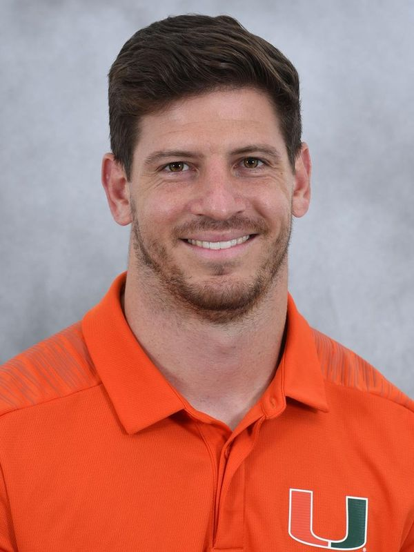 Kevin Kroboth - Football - University of Miami Athletics