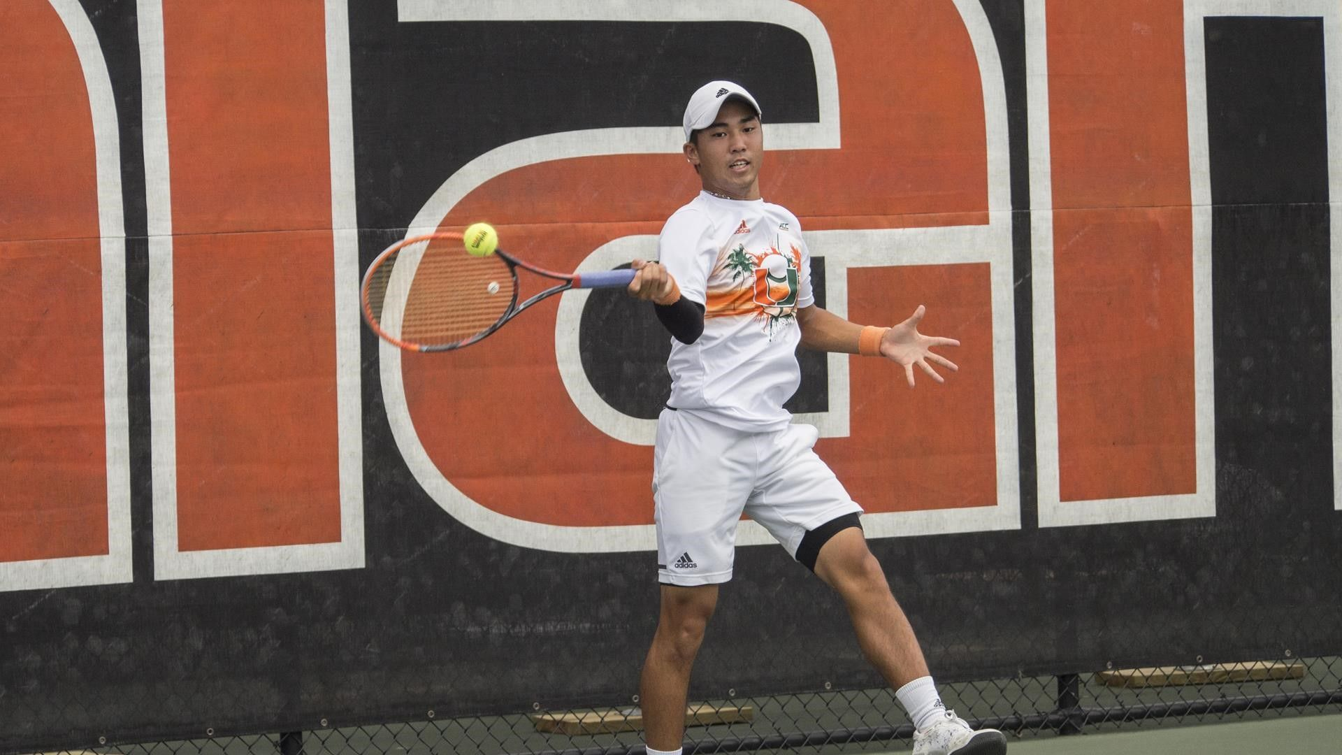 Shimamoto and Aycart Capture Doubles Title