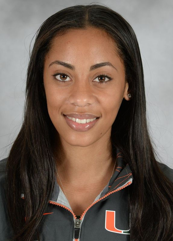 Taneisha Cordell - Cross Country - University of Miami Athletics