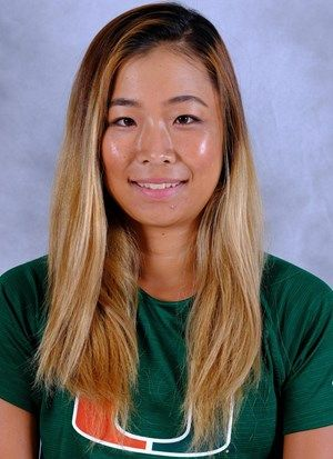Yuna Ito - Women's Tennis - University of Miami Athletics