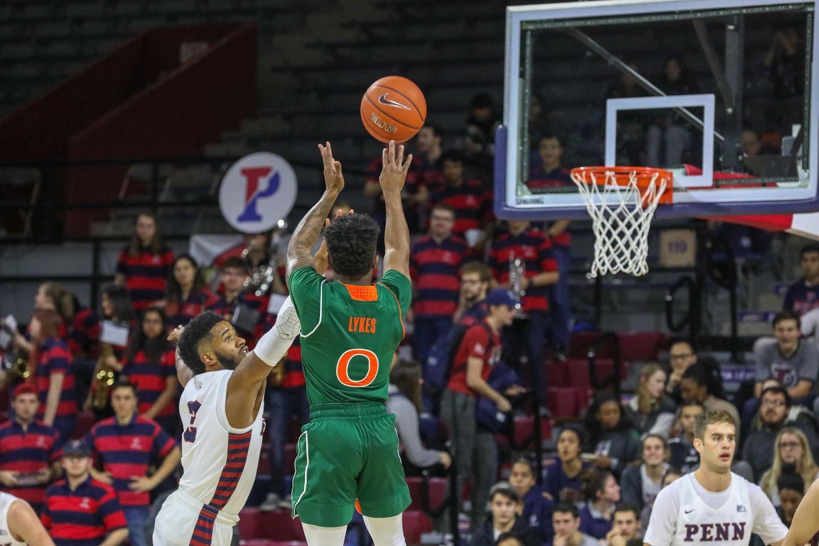 Miami's Late Comeback Falls Short at Penn