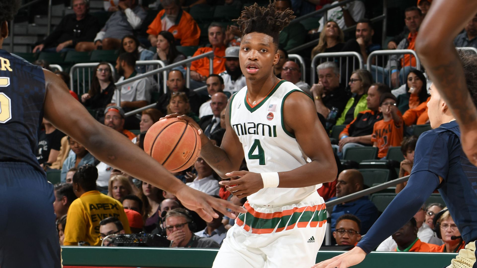 Canes Cage Panthers, 69-57