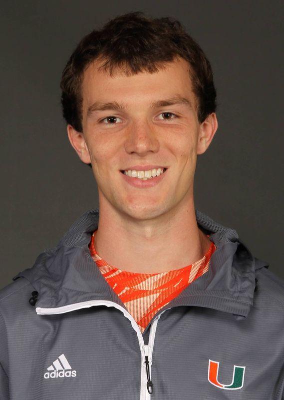 Joseph Ryan - Track & Field - University of Miami Athletics