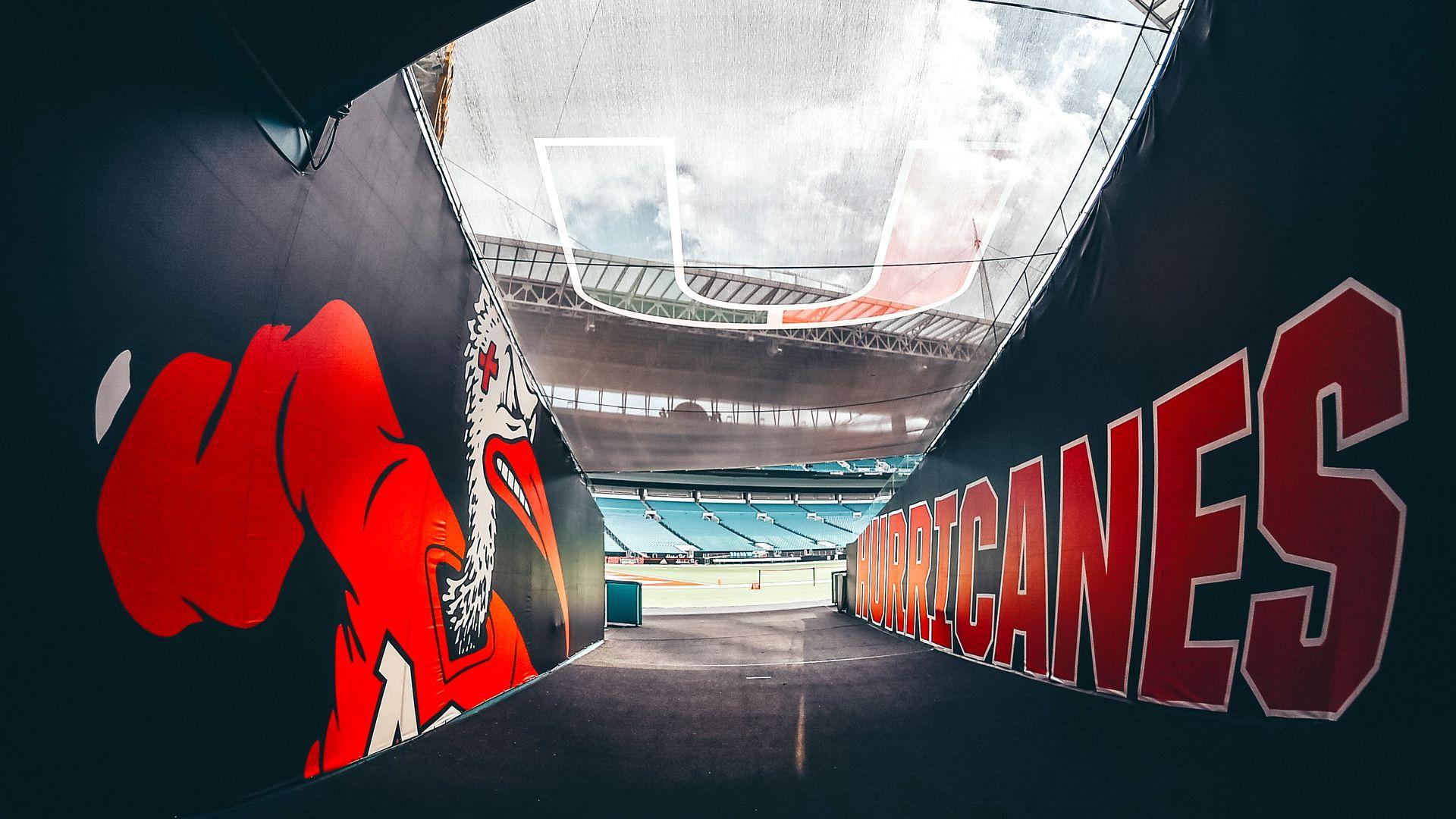 Three Miami Football Games Rescheduled