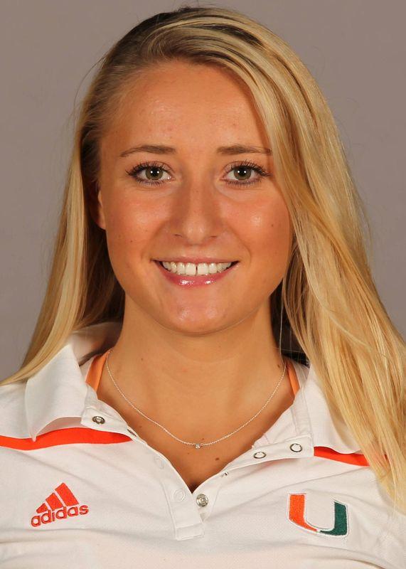 Hannah Nielsen - Rowing - University of Miami Athletics