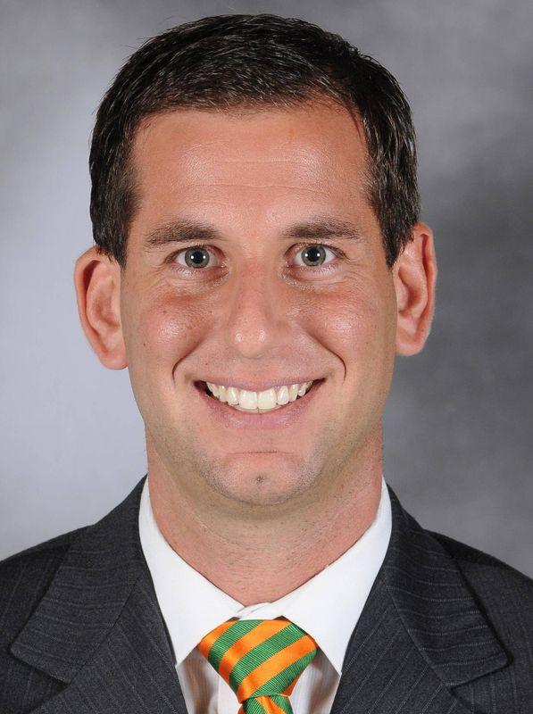 Adam Fisher - Men's Basketball - University of Miami Athletics