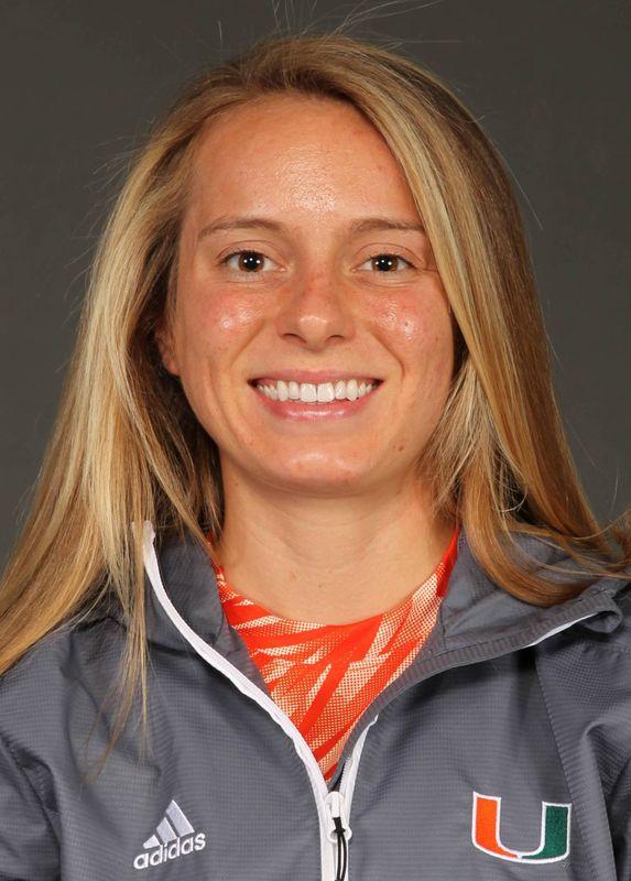 Andrea Harrah - Cross Country - University of Miami Athletics