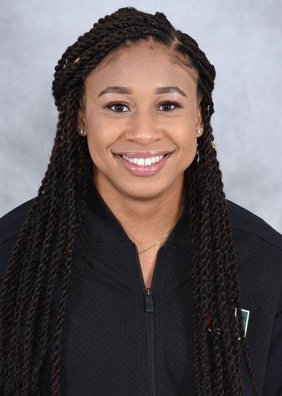 Carolyn Brown - Track & Field - University of Miami Athletics