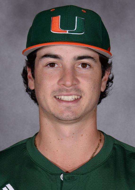 Brandon Gali - Baseball - University of Miami Athletics