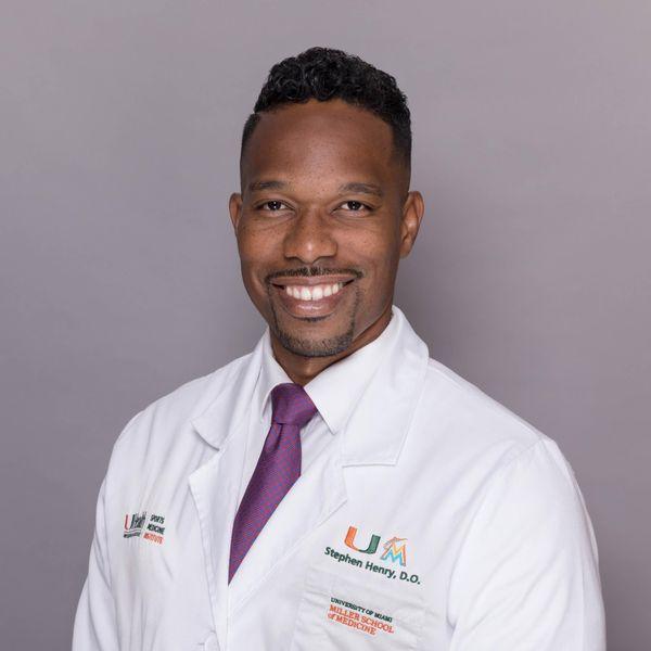 Dr. Stephen Henry -  - University of Miami Athletics